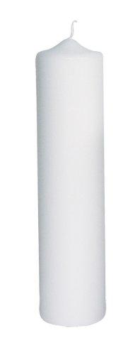 RAYHER 3119200 Stumpenkerze, 250 x 60 mm