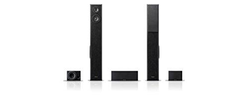 Pioneer S-ESR2TB speaker set - speaker sets (Home theatre, 50 - 20000 Hz, 40 - 30000 Hz, 50 - 20000 Hz, 130 x 180 x 159 mm, 159 x 980 x 234 mm)