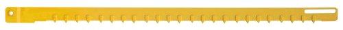 ezialsägeblätter (Arbeitslänge 425 mm, Zahnmaterial: HM, für einfache Schnitte in Hochloch-Leichtziegel, bis Festigkeitsklasse 12 N/ mm²) DT2964 ()