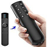 Remote Remote Controller Backpanel Attachment kompatibel mit Fire TV Streaming-Player ()