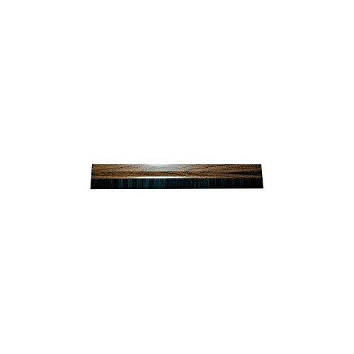 Dimension Looping Tapis de parc rectangulaire en PVC 98 x 92 cm Taupe