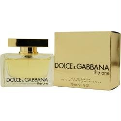 Dolce Gabbana Dolce & Gabbana THE ONE Woman 100ml EDT Eau de Toilette Spray NEU