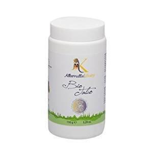 ALKEMILLA - Bio Talc - Poudre de Talc Doux pour la Peau Délicate des Enfants - Sans Allergènes - Nickel Testé - Vegan - 150 gr
