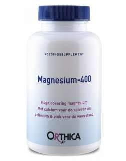Magnesium-400 120 Tabletten OC - Magnesium-120 Tabletten