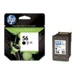 Preisvergleich Produktbild HP–56-cartouche Druckqualität–1x Schwarz–450Seiten