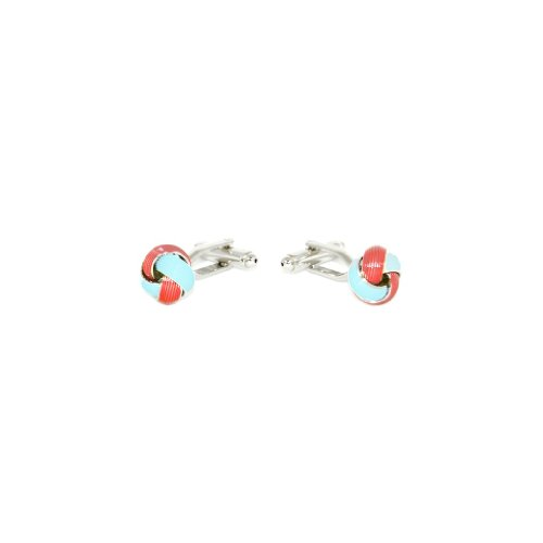 gordon-rot-blau-der-verknotetste-manschettenknopf
