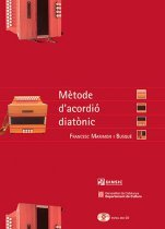 Mètode d'acordió diatònic por Francesc Marimon i Busqué