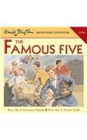 The Famous Five. Five on Treasure Island / Five on a Secret Trail
