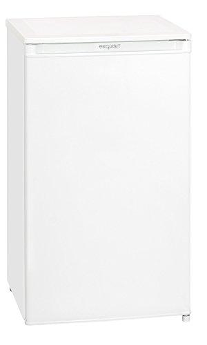 Exquisit KS 90-4.1 A+Top Kühlschrank/Nutzinhalt Kühlfach 63 Liter/Eisfach 9 Liter/EEK: A+