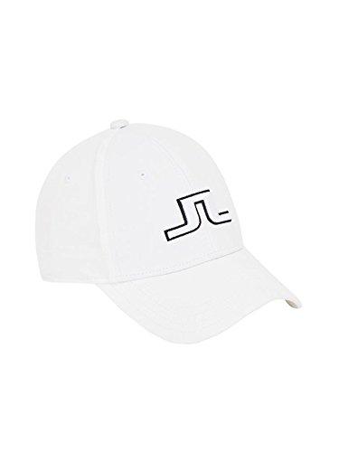 J.Lindeberg Angus Tech Stretch Cap White (Stretch-cap)