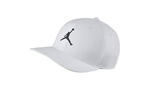 Nike Jordan CLC 99 Snapback Cap (one Size, White) Jordan White Hat