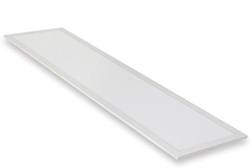 Preisvergleich Produktbild Linnuo® LED Panel Deckenleuchte Pendelleuchten ultra slim 8,5mm 620x620mm / 1200x300mm 40W / 45W 3600lm / 3800lm Energieklasse A+ 5 Jahre Garantie Warmweiß / Neutralweiß / Kaltweiß mit Trafo (Warmweiß 1200x300mm)