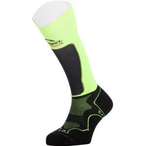 LURBEL   SOCKS TRAIL PLUS  COLOR YELLOW  TALLA M
