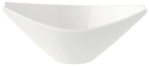 Villeroy & Boch 10-3420-3400 Saucière/assiette Creuse 0,36 L Porcelaine Blanc 15 x 15 x 8 cm 1 saucière/Assiette