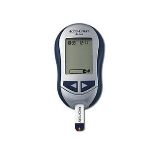 ACCU-CHEK AVIVA Glucose Meter