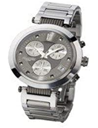 Kenneth Cole Swiss Collection Round Grey Chronographe pour Hommes Point Culminant de Design