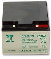 Yuasa - Batteria piombo AGM NPC24-12 12V 24Ah - Batteria/