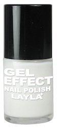 Layla Gel Effect Nail Polish (Purity (#1)) by Layla Cosmetics