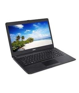 "Acer One 14 Z422 Laptop/ AMD A6 -7310 CPU/4 GB RAM/1 TB HDD/14"" Screen/ DVD-RW/Black/3 Yrs Warranty."