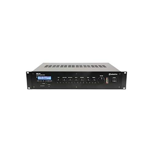 21fMqd6dS3L. SS500  - Adastra   Complete Powered Mixer & Amplifier Combo   Bluetooth, USB, SD, FM Tuner   120 Watts