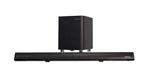 Nanoxia 2.1 Konsolen Soundbar (4 x Breitband und 2 x Hochtöner) & 8