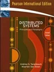 Distributed Systems: Principles and Paradigms by Andrew S. Tanenbaum (2006-10-23)