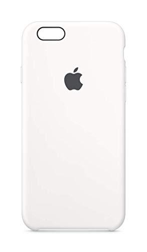 Apple Funda Silicone Case (para el iPhone 6s) - Blanco