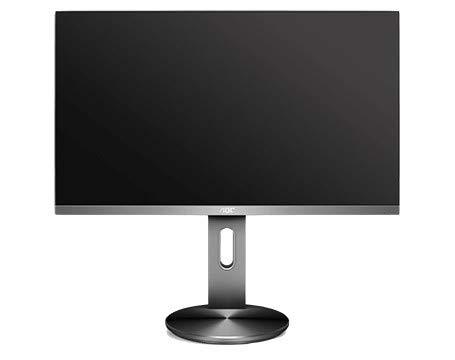 AOC U2790PQU 4K UHD-Monitor mit ergonomischem Ständer und USB-Hub grau