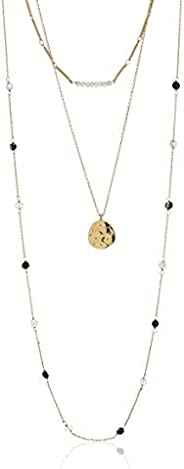 Accessorize London Pendant for Women (Blue) (MN-58298940001)