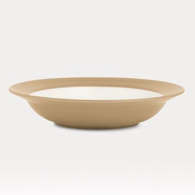 Noritake Colorwave Suede Pasta/Rim Soup Bowl, 8-1/2-Inch