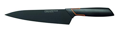 *Fiskars Kochmessser, Modernes Design, Gesamtlänge: 31 cm, Qualitätsstahl/Kunststoff, Edge, 1003094*