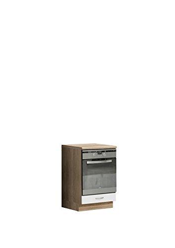 Wohnorama Classico Küche Umbauschrank für Einbauherd