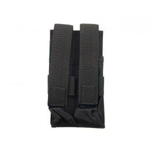 Poche double chargeur MP5 noire