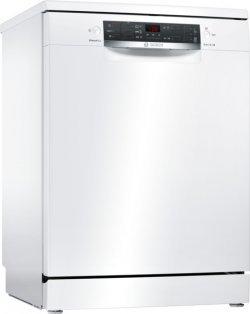 Bosch Serie 4 SMS45AW02E lave-vaisselle Autonome 12 places A+ - Lave-vaisselles (Autonome, Blanc, Taille maximum (60 cm), Blanc, Boutons, 175 m)
