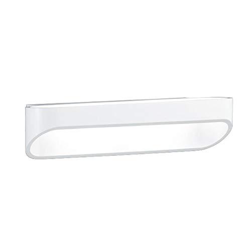 Helestra Onno LED Wandleuchte 30cm, weiß matt BxHxT 30x7x9cm 3000K 800lm