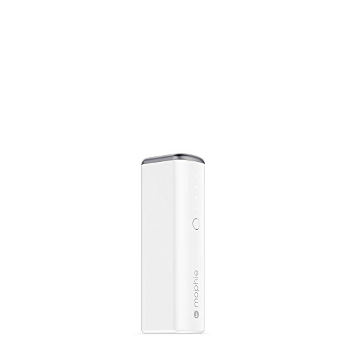 mophie Power Reserve 1X (2,600mAh) - White