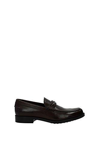 XXM0UD0Q690D90S800 Tod's Loafers Herren Leder Braun Braun