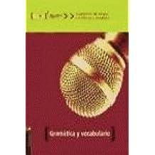 Cuadernos de lengua castellana y literatura [Gramatica y vocabulario]