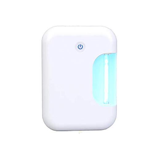 UV Esterilizador de inodoro Ultravioleta Lámpara de luz integrada Purificador de aire para esterilizar...