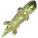 r Hundekostüm Halloween Hund Krokodil Kostüm Hoodie Mantel Haustier Jumpsuits, Medium, Mehrfarbig ()