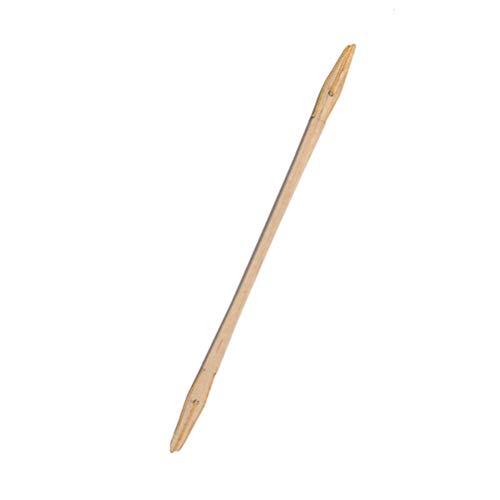 HEALLILY Holz Treble Mute Stick Mediant Alt Sourdine Werkzeug für Piano Accord Reparatur Werkzeug 24 x 0,6 x 0,6 cm