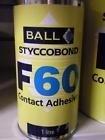 F Ball F60Kontakt selbstklebend 1L