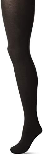 Wolford Damen Cotton Velvet Strumpfhose, 50 DEN, Schwarz (Black 7005), X-Large -