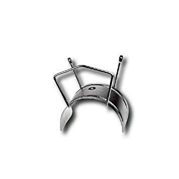Alba Kraft 13077 midi-INOX pour Tuyau d'arrosage - Argent