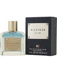 Vetrarian Hilfiger Est. 1985 by Tommy Hilfiger for Men. Eau De Toilette Spray 1. 7 - Ounces