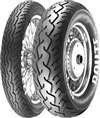 Pirelli MT66 Route Tire - Front - 3.00-18 , Position: Front, Tire Size: 3.00-18, Rim Size: 18, Load Rating: 47, Speed Rating: S, Tire Type: Street, Tire Application: Cruiser 1003500 by Pirelli