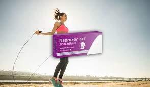 Naproxen 5er Set (5 x 20 Stück) 250 mg Tabletten,gut verträglich, magenfreundlich bei leichten bis mäßig starken Knochen-,Knorpel-Rücken-Regelschmerzen mit Wirkungsdauer bis 12 Stunden