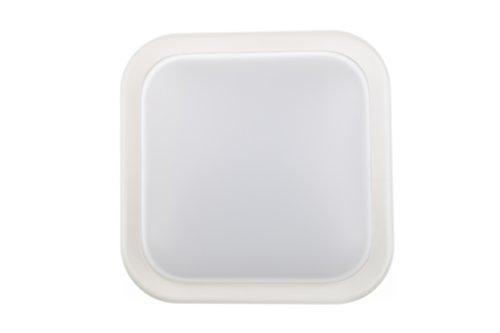 huber-led-lampada-da-parete-e-soffitto-quadrato-18-w-1400-lumen-molto-chiaro-38-led-s-moderno-bianco