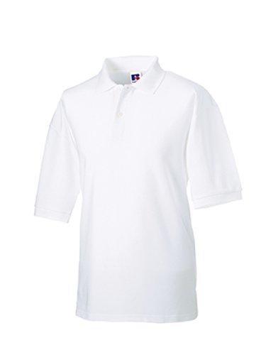Z539 Poloshirt 65/35 White
