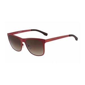 Lacoste occhiali da sole l169s (56 mm) rosso